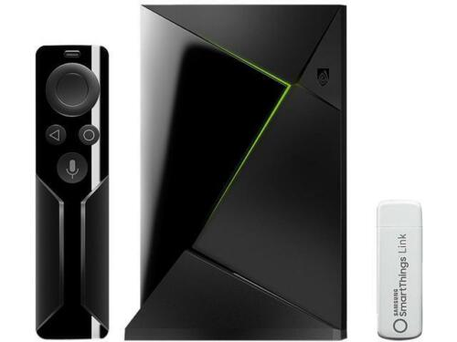 NVIDIA Shield TV Smart Home Edition | 4K HDR Streaming Media
