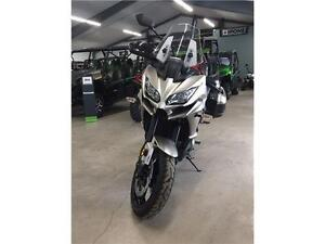 2016 Kawasaki Versys 1000, 3.9% Interest rate available