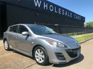 2009 Mazda 3 BL10F1 Maxx Activematic Sport Grey 5 Speed Sports Automatic Hatchback