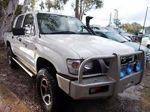 2003 Toyota Hilux Ute Mount Louisa Townsville City Preview