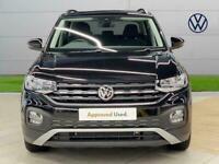 2021 Volkswagen T-Cross 1.0 Tsi 115 Se 5Dr Estate Petrol Manual