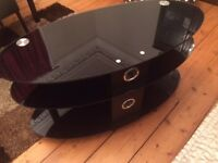 TV Bench for TVs - used , excellent condition