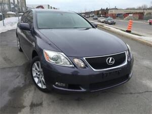 2006 Lexus GS 300 AWD/NAVI/BACKUP CAMERA