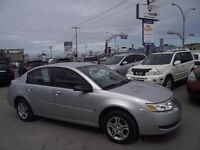 2005 Saturn ION LEVEL 2/ AUTOMA./A/C