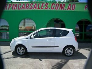 2008 Holden Barina TK MY08 4 Speed Automatic Hatchback Nailsworth Prospect Area Preview