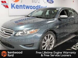 2010 Ford Taurus Limited AWD, heated/cooled power leather seats,