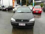 2000 Holden Astra TS CD Black 4 Speed Automatic Hatchback Greenslopes Brisbane South West Preview