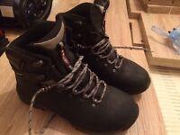 Raichle/Mammut Mtn Trail GTX hiking/walking boot 4/4.5 womens