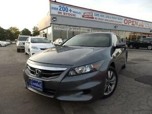 2011 Honda Accord Cpe EX-L LEATHER SEATS SUNROOF BLUETOOTH