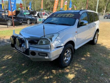 2010 Great Wall X240 CC6461KY (4x4) 5 Speed Manual Wagon Clontarf Redcliffe Area Preview