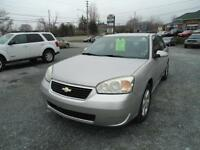 2006 CHEVY MALIBU LT MODEL AUTO ONLY 158,641KM JUST INSPECTED!