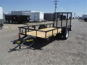 5 x 12 Single Axle Trailer - 2,995# GVW - OUT THE DOOR PRICES!