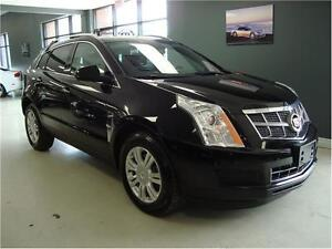 2011 Cadillac SRX 3.0 Luxury. Rear Camera. Leather. Sunroof.