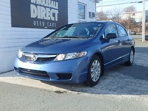 2009 Honda Civic SEDAN DX 1.8 L