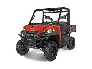 NEW NON-CURRENT 2015 RANGER 900 EPS 4X4 SIDE X SIDE