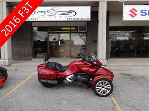 2016 Can Am Spyder-Stock#V2607-No Payments for 1 Year**