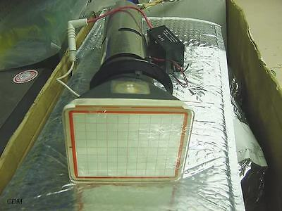 Tektronix 154-0676-15 Crt With Spacing Sleeve And A Module Multiplexer