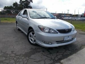 2003 Toyota Camry ACV36R Sportivo Silver 5 Speed Manual Sedan Bayswater North Maroondah Area Preview
