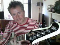Experienced Blues/Rock/Classic Rock Lead Guitarist/Songwriter/Producer Available
