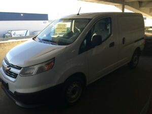 2017 Chevrolet City Express Cargo Van LS