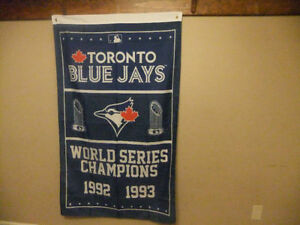 Toronto Blue Jays and others World Series Banner