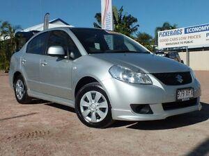 2007 Suzuki SX4 GYC Silver 5 Speed Manual Sedan Rosslea Townsville City Preview