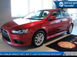 2015 Mitsubishi Lancer SE LIMITED EDITION MANUAL WITH ROOF HEATE