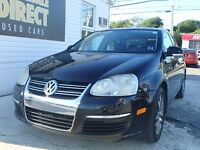 2006 Volkswagen Jetta SEDAN 5 SPEED 2.5 L