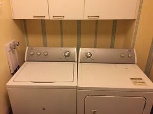 Whirlpool Clothes Washer and Dryer Set