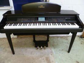 Digital Piano Yamaha CVP-107 Free Local Delivery TN12 KENT