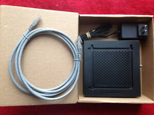 Cable modem - EBox / Teksavvy / VMedia - Motorola SB6120