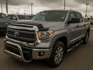 2014 Toyota Tundra SR5, 5.7L, Crew Max, Leather, Heated Seats, B