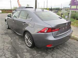 "2014 Lexus IS 250 ""ALL WHEEL DRIVE, REAR CAMERA, 4 NEW TIRES Oakville / Halton Region Toronto (GTA) image 5"