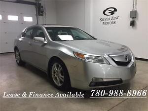 2010 Acura TL, Tech Pkg, Navi, Camera, only 92421km
