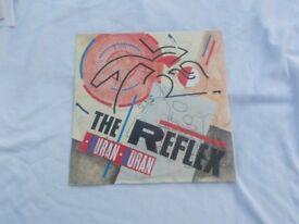 Vinyl 7inch 45 The Reflex / Mark Me Smile ( Cone Up And See Me – Duran Duran EMI Duran 2 1984
