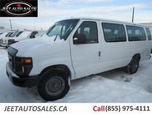 2013 Ford Econoline Wagon XL 15 Passenger Van