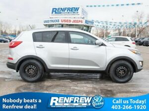 2013 Kia Sportage AWD LX, Bluetooth, Heated Seats, SiriusXM, Rea