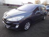 LHD 2010 PEUGEOT 308 SW HDI 1.6 5 Door FRENCH REGISTERED
