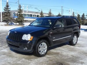 2010 Jeep Grand Cherokee 4WD NORTH LIMITED Leather,  Heated Seat
