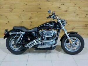 2014 Harley-Davidson XL1200C 1200 Custom Fyshwick South Canberra Preview