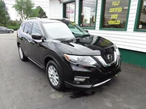 2018 Nissan Rogue SV AWD for only $219 bi-weekly all in!