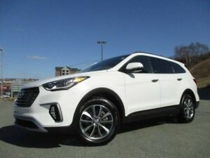 2018 Hyundai SANTA FE LIMITED XL (AWD, V6, 7-PASS, LEATHER, NAVI