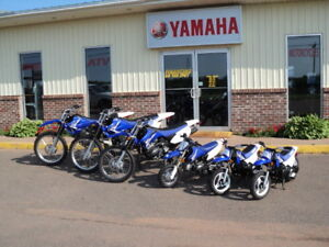 YAMAHA DIRT BIKE SPECIALS WAREHOUSE CLEARANCE