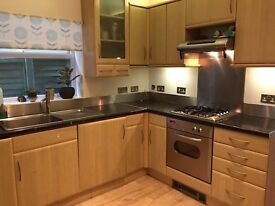 2 Bed Furnished Flat in Harrow HA1 - Garden, Driveway, Park nearby & Close to Tube/Train - NO FEES