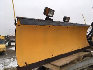 8 - 1/2 ft. Meyers EZ Mount Power Angling Snowplow