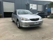 2002 Toyota Camry ACV36R Altise Silver 4 Speed Automatic Sedan Newport Hobsons Bay Area Preview
