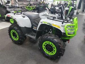 2018 Arctic Cat 700 Mud Pro ATV ONLY $9999 OR $36 p/w OAC