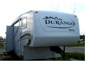 2010 KZ DURANGO 245RL
