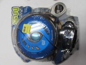 Lecteur CD portatif anti-skip resistant à l'eau PANASONIC NEUF