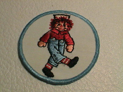 RAGGEDY ANN ANDY RAG DOLL WITH SAILOR SUIT HAT NOVELTY CUTE JACKET PATCH NEW! - Raggedy Ann Hat